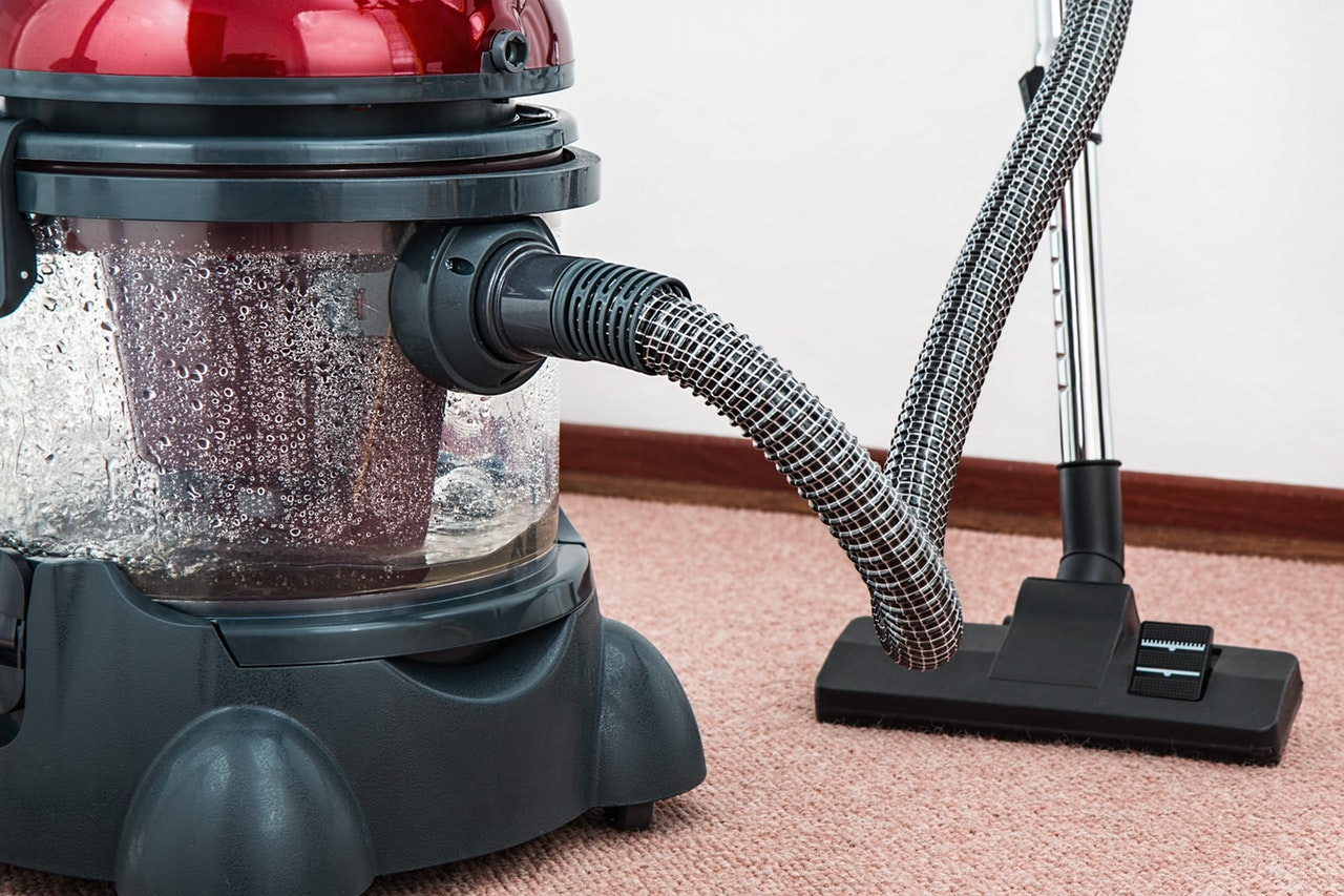 carpets still need to be properly cleaned and maintained