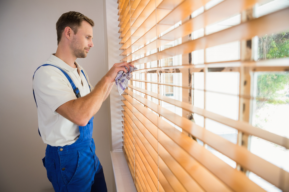 LBCD's organization of experts practice revolutionary methods of refining your window blinds