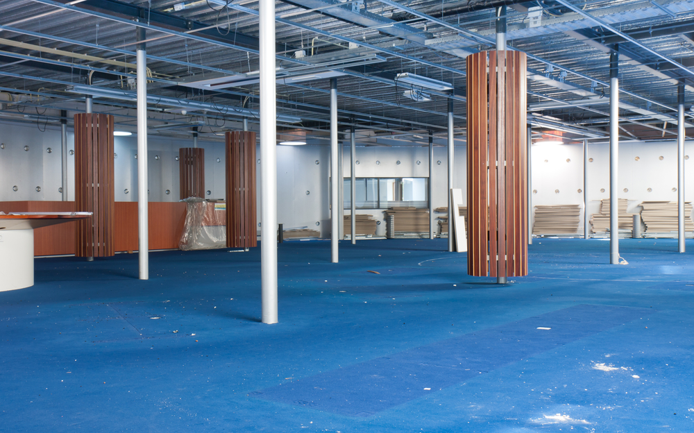 We provide a full-service solution to all of your office renovation