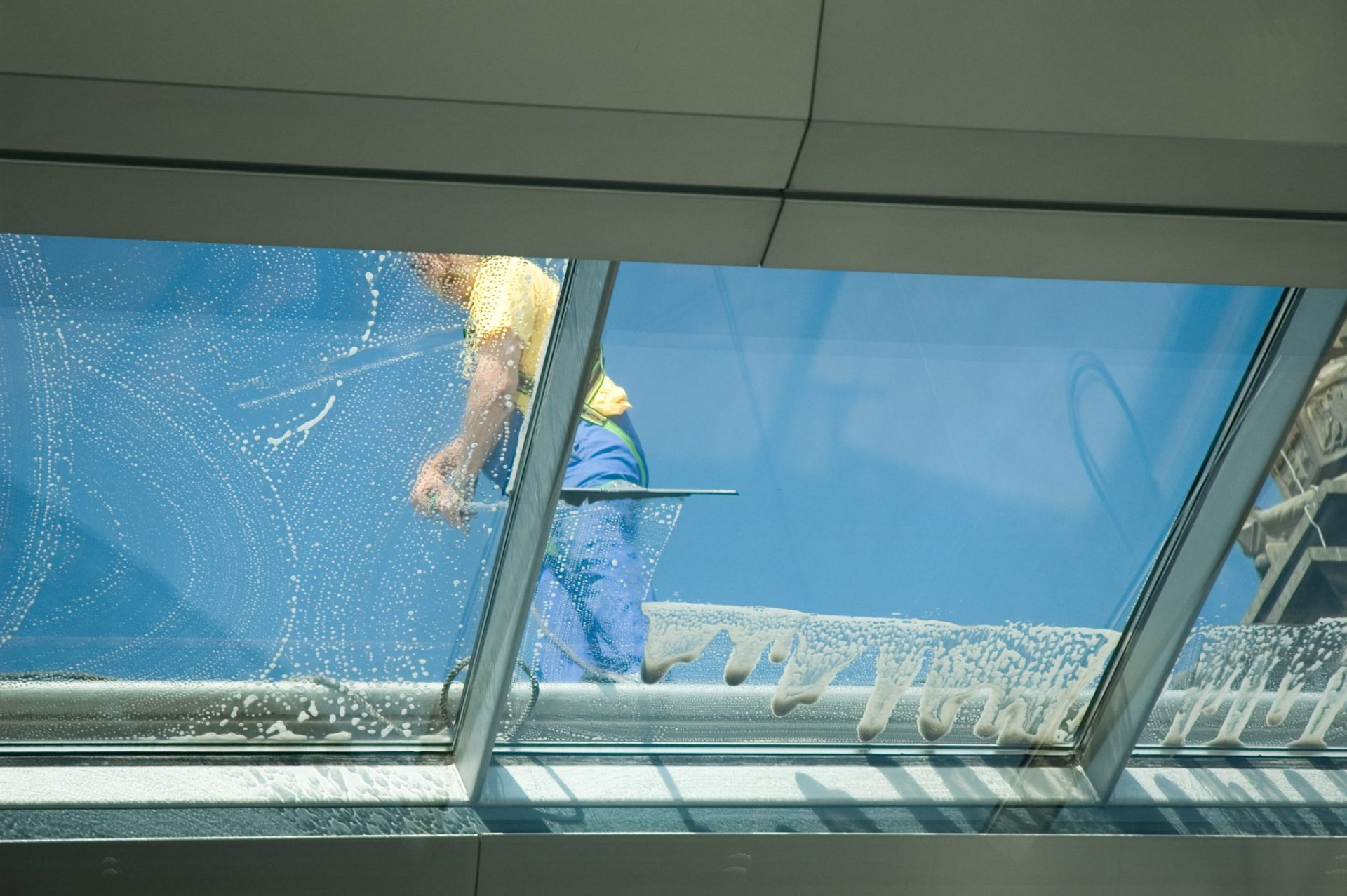 LBCD window cleaning